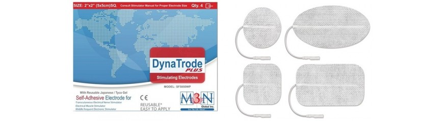 Self-Adhesive / Reusable Electrodes (Pigtail)