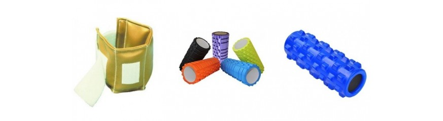 Foam Rollers / Cuff Weights