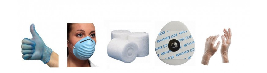 PPE & Safety Supplies / Disposable Medical Supplies