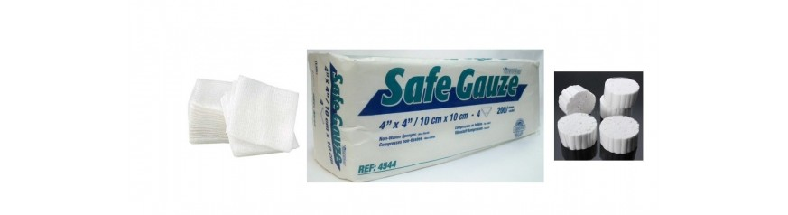 Gauze / Cotton Products