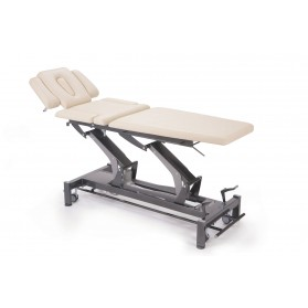Andes 7 Section Table - 2 wheels / 2 legs