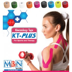 KT - PLUS ( Kinesiology Tape )