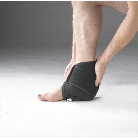 Cold/Hot Ankle wrap w/air bladders