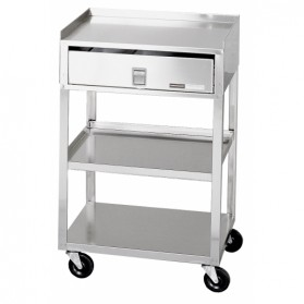 Stainless Steel Cart - Model MB