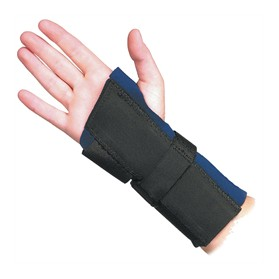 WRIST BRACE WITH DOUBLE STAY (Trainer's Choice)