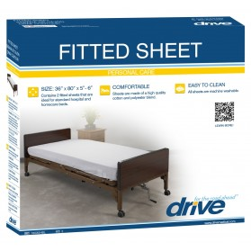 Hospital Bed Fitted Sheets (Drive)