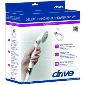 Deluxe Handheld Shower Spray  (Drive)