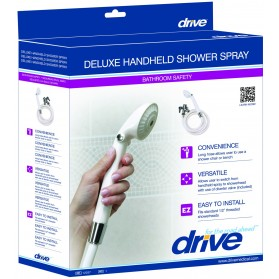 Deluxe Handheld Shower Massager (Drive)