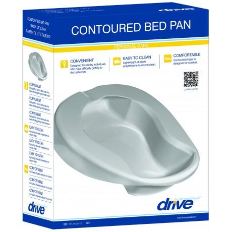 Contoured Bed Pan (Drive)