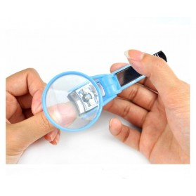 Nail Clipper, Magnifying with Light (Drive)