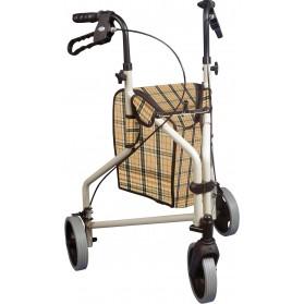 Winnie Lite Supreme 3 Wheel Rollator Walker (Drive)