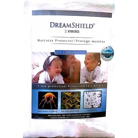 DreamSheild Mattress Protector (Homedics)