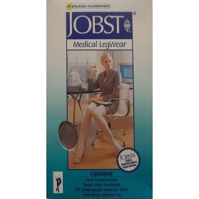 501522291 Firm Compression Thigh High Closed Toe  20-30 mmHg (JOBST)