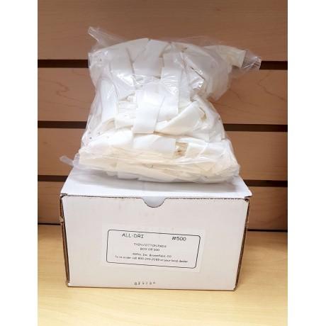 Thin Cotton Pads (ALL-DRI)