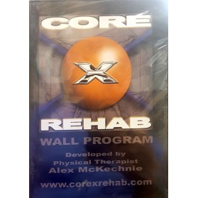 Core X System™ Rehab DVD – Wall Program