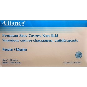 Premium Shoe Covers Non-Skid MATERIAL REGULAR SIZE LATEX-FREE