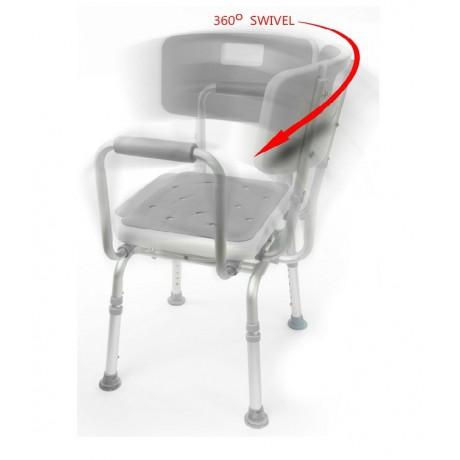 Swivel Shower Chair 2.0: