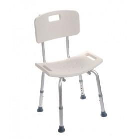 Bath Chair with Back Rest: MHBB