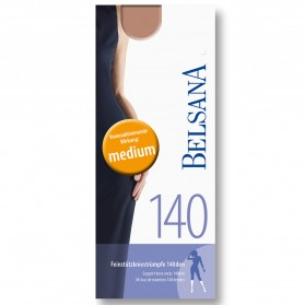 505632b7c BELSANA (Germany) 140den- Thigh Length Stockings. 0 ...