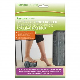 Gaiam® Restore Hot and Cold Foot Roller