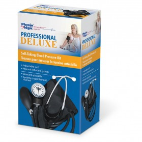 Physio Logic Professional Deluxe Self-Taking Home Blood Pressure Kit