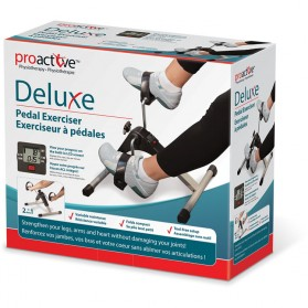 Deluxe Pedal Exerciser With Digital Display - ProActive
