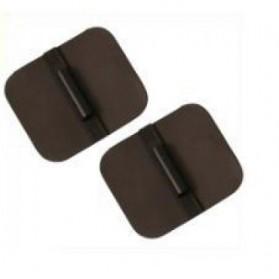 Non- Adhesive Carbon Rubber Electrodes