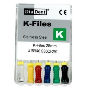 K- Files- (Diadent)