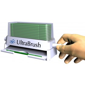 Ultrabrush Dispenser Kit- Green