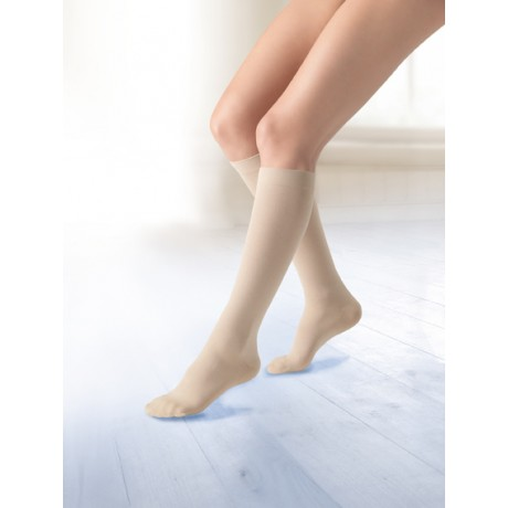 37e43a219 BELSANA (Germany) Classic with cotton AD- Knee high stockings- Ccl. 2-medium  compression (23-32 mm Hg)