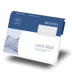 BELSANA (Germany) Classic extra -Foot and toe part