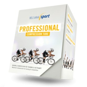 BELSANA sport professional compression tube