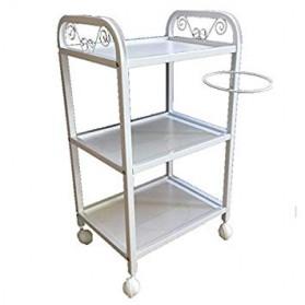 3 Shelves Trolley Cart