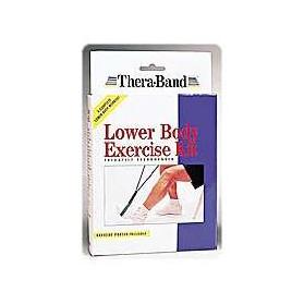 TheraBand Lower Body Exercise Kit