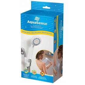 AquaSense Shower Spray Kit with Ultra-Long Stainless Steel Hose