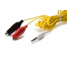 LEADWIRE WITH ALLIGATOR CLIPS