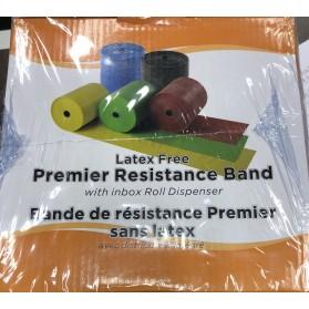 Latex Free Premier Resistance Band- 50 Yard