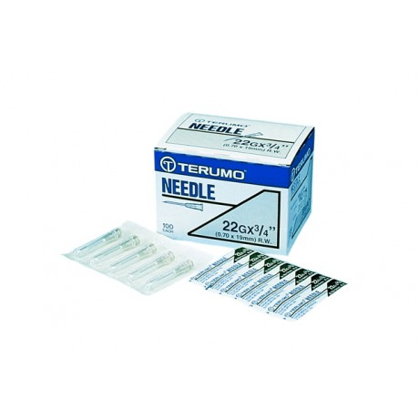 Terumo General Use Thin Wall Disposable Needle