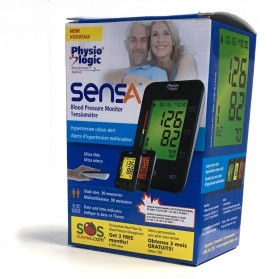 SensA Blood Pressure Monitor