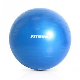 Stability Fitness Exercise Ball with Anti-Burst Material