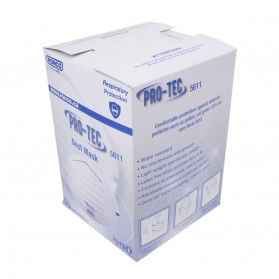 Safety / Dust Mask-Breathable (PRO-TEC)-50 / Box