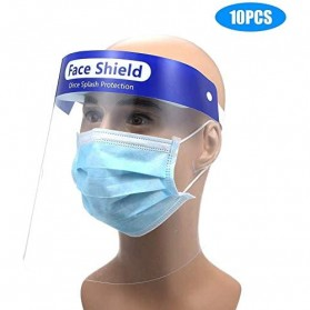 Face Shield Mask Pack of 10