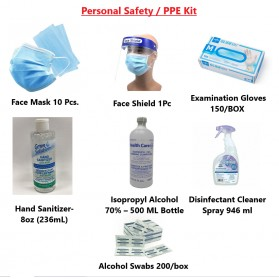 Personal Safety Kit (PPE Kit)