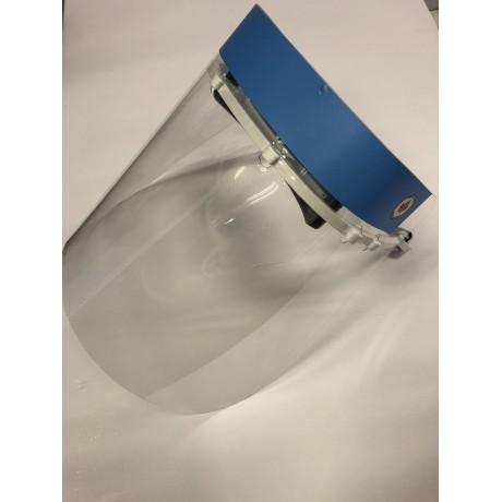 Face Shield - 25cm X 24cm (Made in Canada)