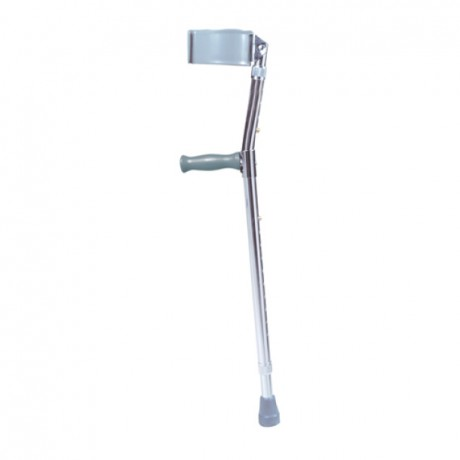 Steel Forearm Crutches