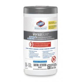 Clorox Healthcare VersaSure Disinfectant Wipes
