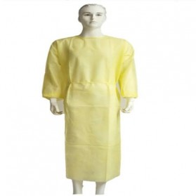 Non- woven Disposable Gown- 10/Pack