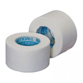 Kendall™ Waterproof Cloth Tape, 1IN x 10YD- 12 rolls/box