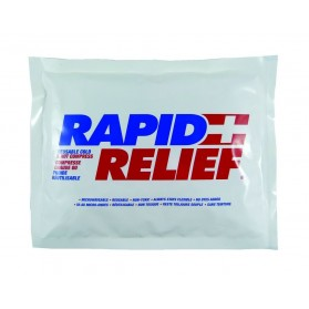RAPID RELIEF Hot & Cold Packs for Pain Relief
