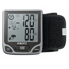 Deluxe Automatic Wrist Blood Pressure Monitor